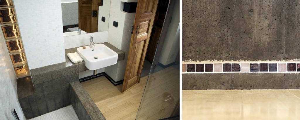 Bagno luci giuseppe di palo architect - Luci sospese bagno ...